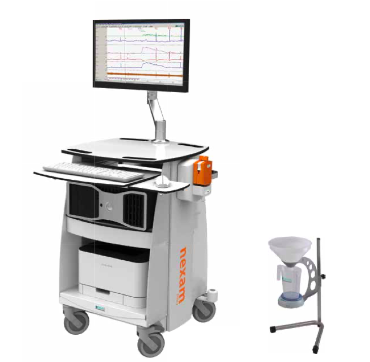 A picture of a machine used in urodynamics